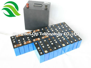 High Capacity Lifepo4 Li Ion Battery 12V 200Ah Photovoltaic Grid Free System