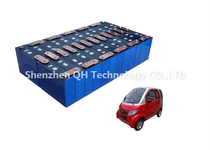 Large Capacity  Lifepo4 Electric Car Batteries 96V 120Ah Military Use Efficiency