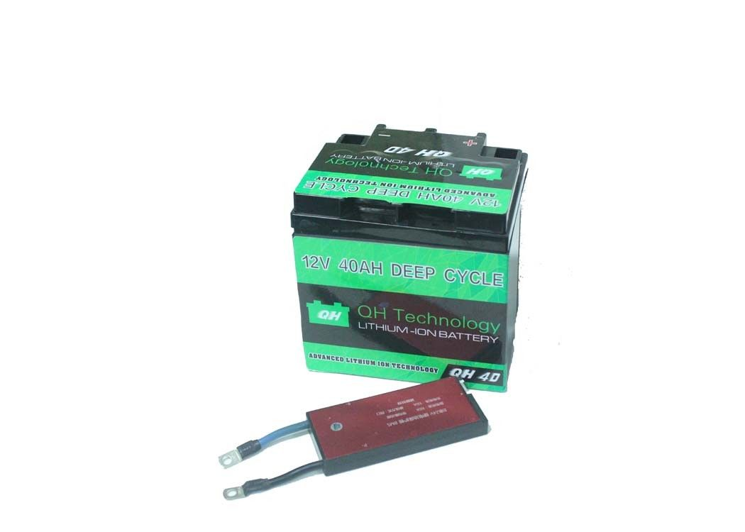 Lightweight Lithium Ion Pouch Battery Aluminum Laminated 36 V 20ah For Motor Cycle